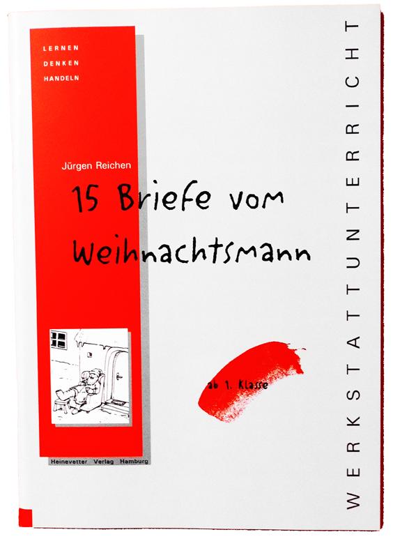 Heinevetter Shop 15 Briefe Vom Weihnachtsmann